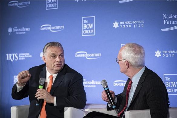 Orbán Viktor: A konzervatív politika előfeltétele a gazdasági sikeresség