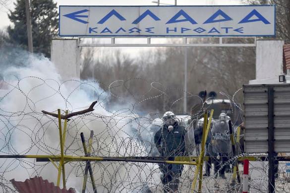 Több határsértőt tartóztatott le az éjjel a görög hatóság