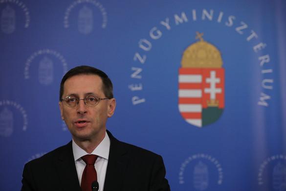 Varga Mihály: Magyarország az uniós élmezőnyben van a beruházási eredményekkel
