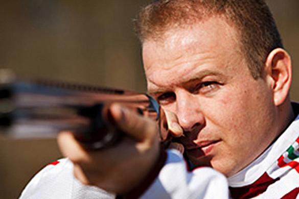 Sidi Péter olimpiai kvótát szerzett puskában