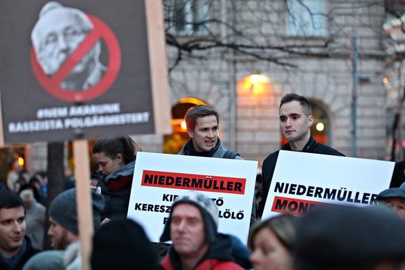 Soros jogvédői is Niedermüller mellé álltak