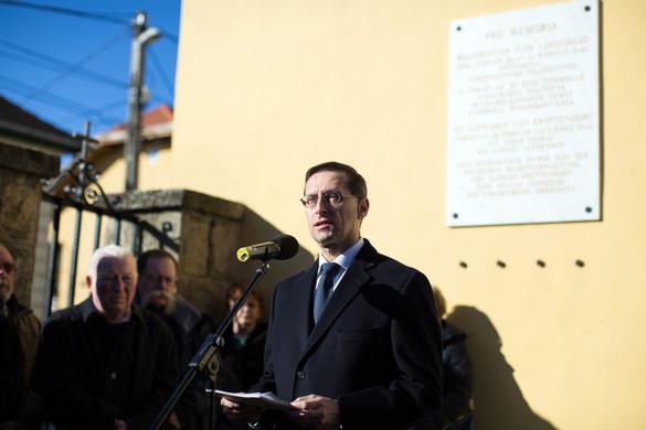 """""""Szégyenteljes történelmi sorsforduló volt a magyarországi németek elűzetése"""""""
