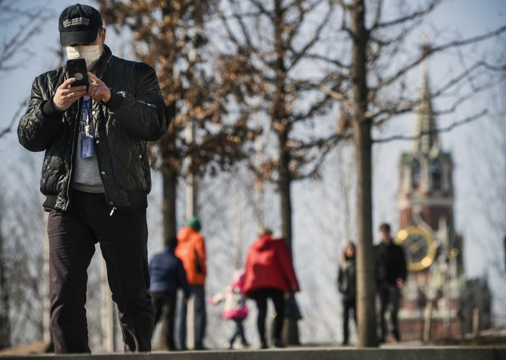Oroszországban 840-re nőtt a fertőzöttek száma