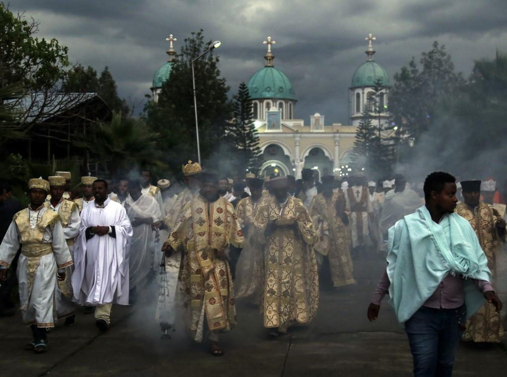 A koronavírus eltűnéséért tartanak körmenetet Etiópiában