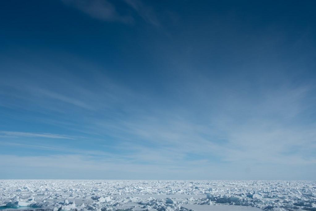 A sarkvidék felett két hete folyamatosan olyan kis mértékűre csökkent az ózonréteg vastagsága, amelyet a Déli-sarkvidék területén már ózonlyukként definiálna (képünk illusztráció)