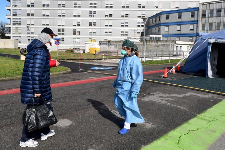 Több mint négyezer az új fertőzött Olaszországban