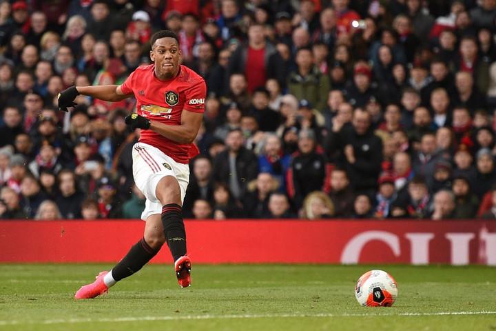 A United nyerte a manchesteri rangadót