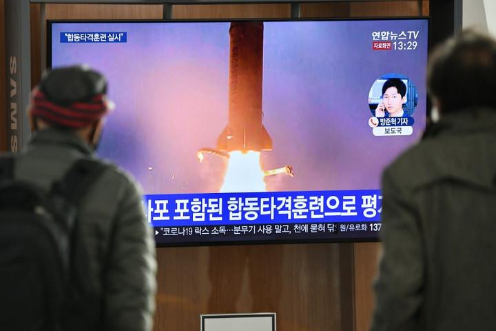Ismét rakétákat lőtt ki Észak-Korea