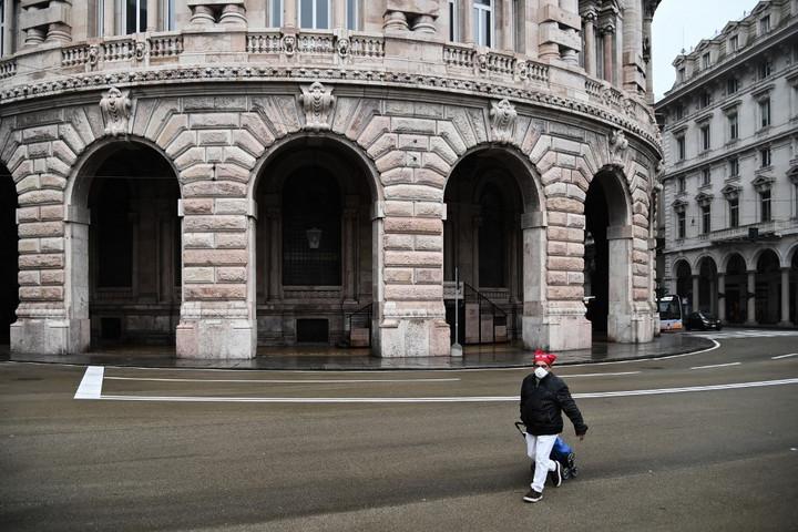 Félgőzzel üzemel az olasz jogrendszer, de így is nagy a teher a jogászokon