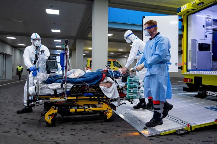 Németországban lassul a járvány terjedése