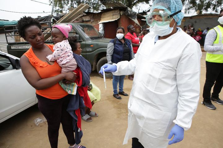 Nőtt a fertőzöttek száma Afrikában