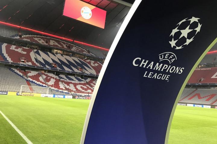 Elhalasztották a Bajnokok Ligája és az Európa-liga jövő heti meccseit