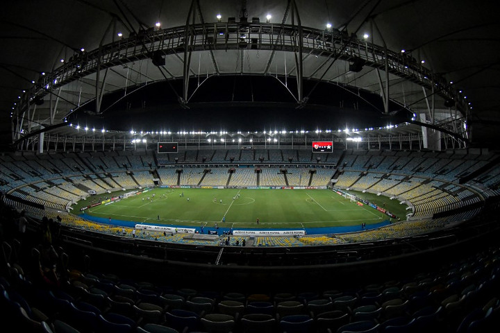 Egészségügyi központtá alakítják a legendás Maracana Stadiont