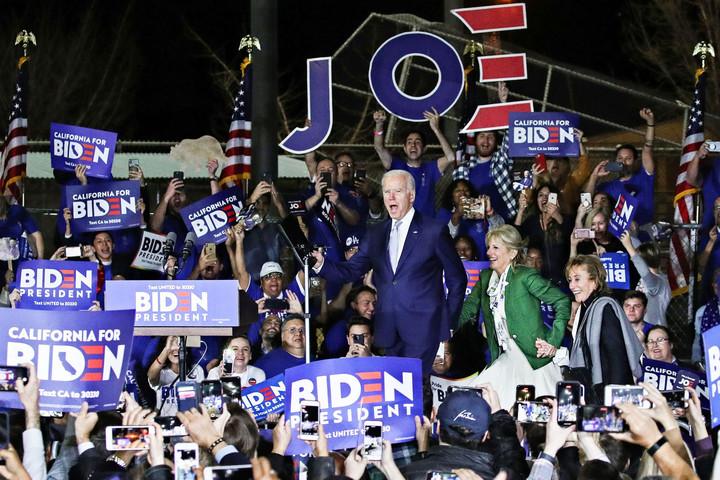 Joe Biden visszatért, ismét szoros a verseny