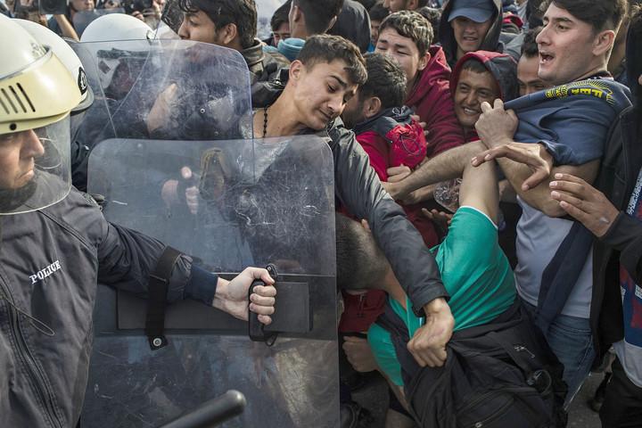 Rendszeresek az összecsapások a görög-török határon