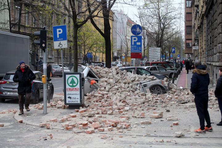 Földrengés volt Zágrábban, Zalában is érezhető volt