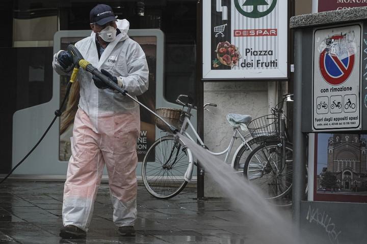 Már több mint ezer halálos áldozatot követelt a koronavírus Olaszországban