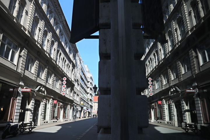 Budapest ingatlanpiaca már érzi a járvány hatását