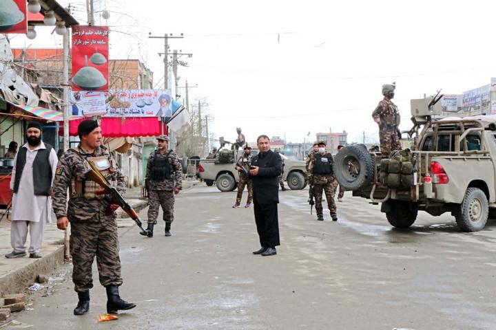 Afganisztáni merénylettel üzent az ISIS