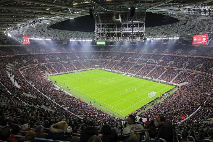 A Puskás Arénában rendezik 2022-ben az Európa-liga-döntőt