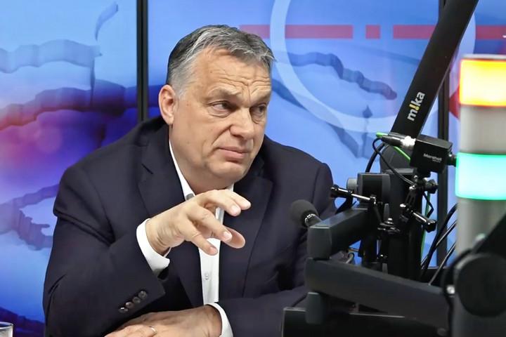 Orbán Viktor: Megküzdünk minden magyarért