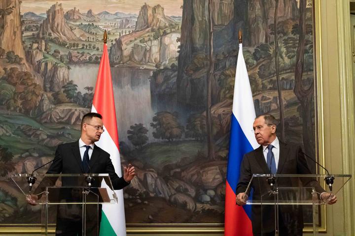 Szijjártó: Magyarország gázállátása erre az évre megoldódott