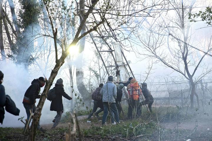 Újabb összecsapás történt a görög–török határon