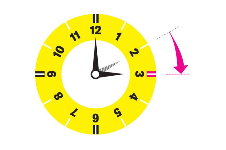 Vasárnap hajnalban egy órával előbbre kell tekernünk az órákat