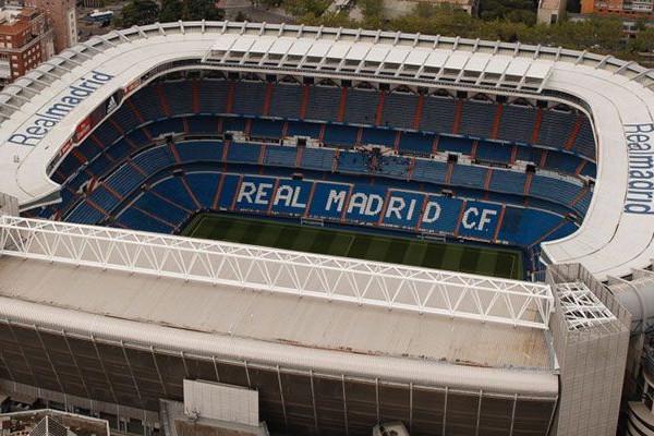 Raktár lesz a Santiago Bernabéu stadionból