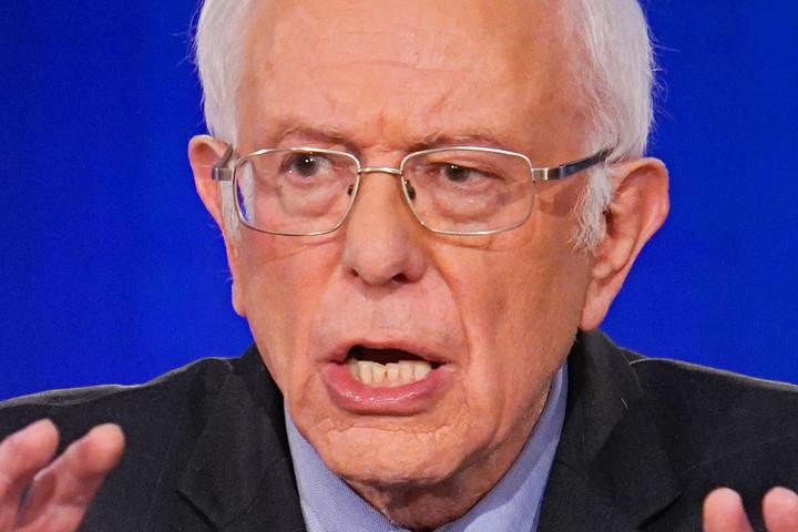 Tovább küzd Bernie Sanders