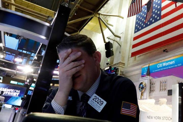 Leállt a kereskedés a Wall Streeten