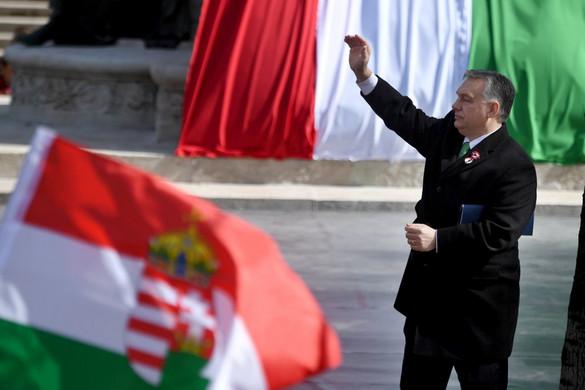 Orbán Viktor: Március 15-e minden magyar közös öröksége és ünnepe
