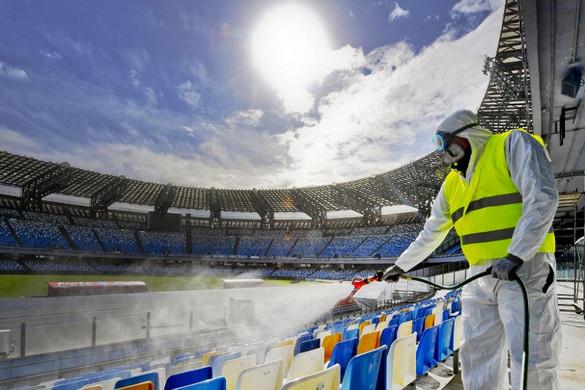Kényszerintézkedéseket vezettek be a világ sporteseményein