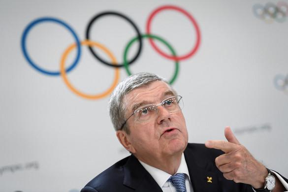 Bach: Áldozatokra és kompromisszumokra lesz szükség az olimpia újratervezéséhez