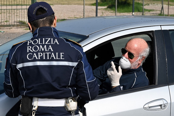 Újra növekedett a fertőzöttek száma Olaszországban