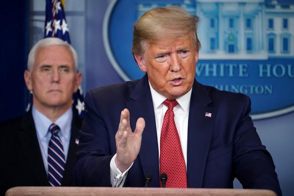 Az Egyesült Államok megszüntet minden kapcsolatot a WHO-val