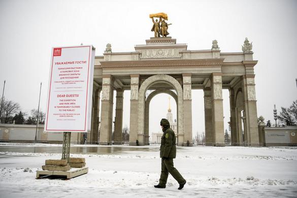 Hét év börtönt járhat a karantén megsértéséért Oroszországban