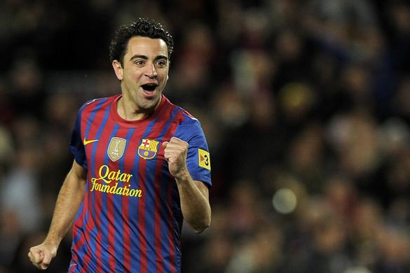 Xavi a század legjobb labdarúgója