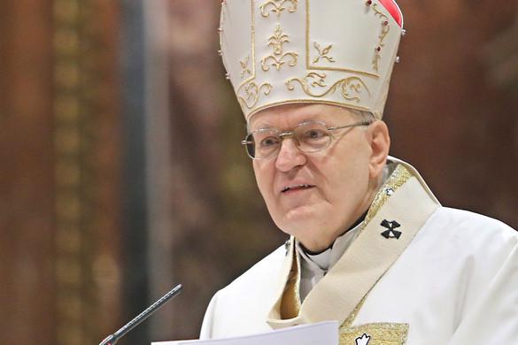 Erdő Péter rendelkezett a nyilvános istentiszteletekről a főegyházmegyében