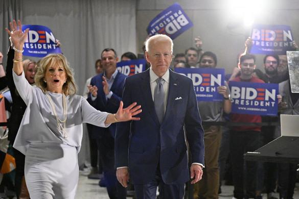 Joe Biden a keddi demokrata előválasztások egyértelmű győztese, Bernie Sanders esélyei elszállni látszanak