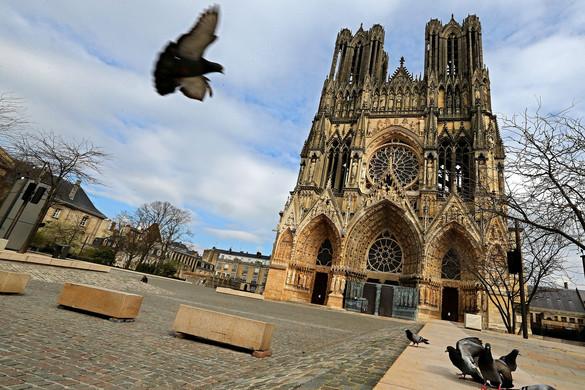 Egy éve csaptak fel a lángok a Notre-Dame tornyában