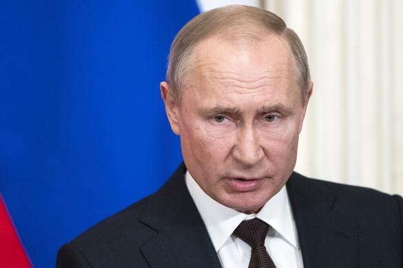 Putyin április végéig meghosszabbította a munkaszünetet Oroszországban