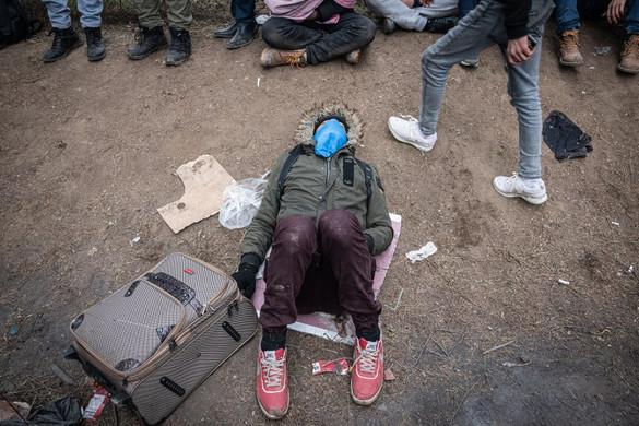 A migránsok koronavírussal fertőzhetnek