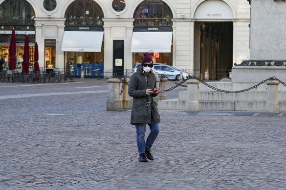 Olaszország teljesen leáll