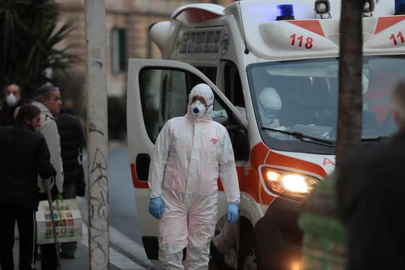 Több mint 45 ezer emberéletet követelt a járvány eddig Európában