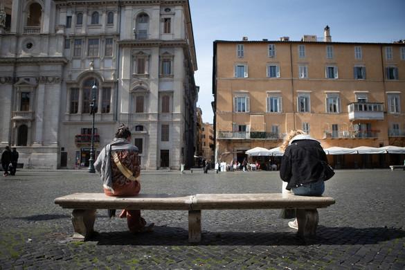 Olaszország a koronavírus európai központja