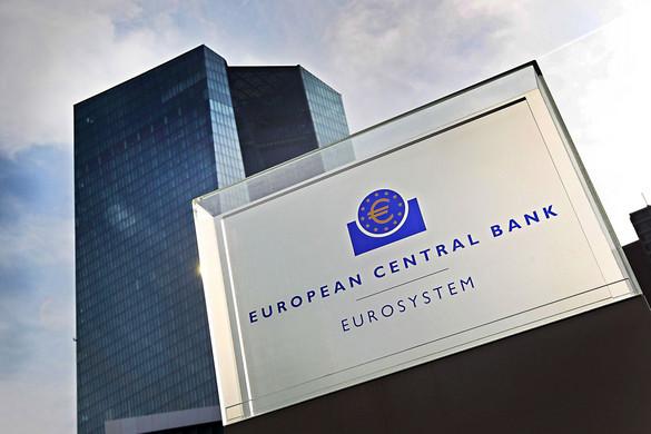 A betéti kamatról dönthet az Európai Központi Bank