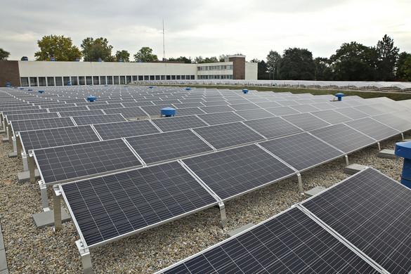 Hatszorozódik a naperőművek kapacitása