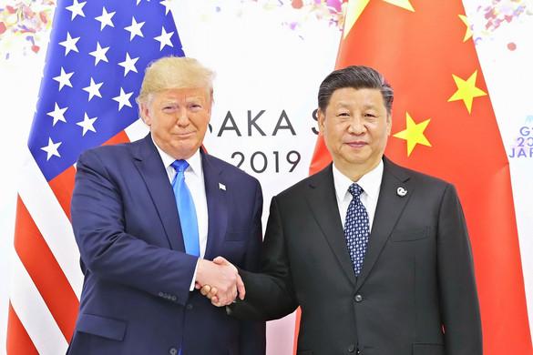 A járvány után Tajvan ügye rontja a kapcsolatokat