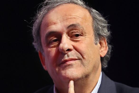 Michel Platini addig perelt, amíg lejárt a büntetése
